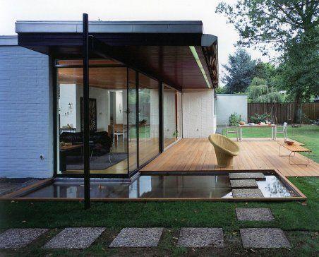 bewobau-siedlung quickborn i architekt: richard neutra i baujahr, Innenarchitektur ideen