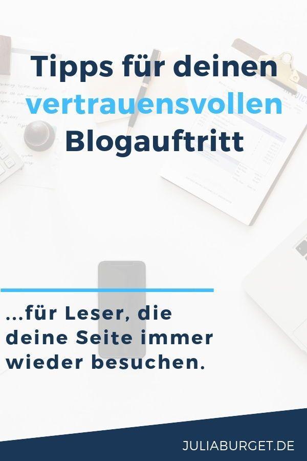 Erstelle deinen durchdachten Blogauftritt (mit Bildern ...