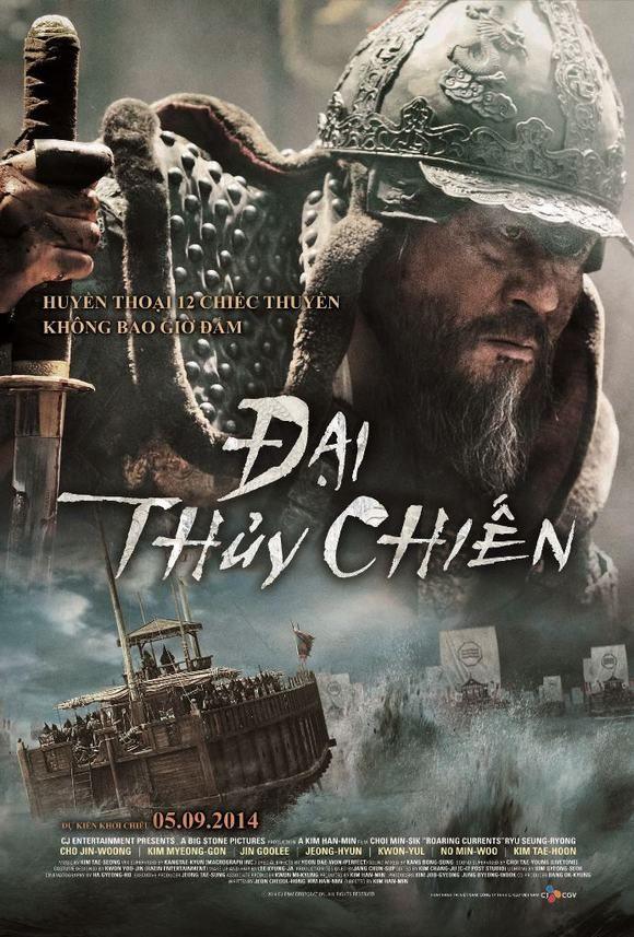Roaring Currents - Đại Thủy Chiến: Lịch sử hào hùng và xúc động của Hàn Quốc - Nhạn Thái (Thành viên Tinh Tế)
