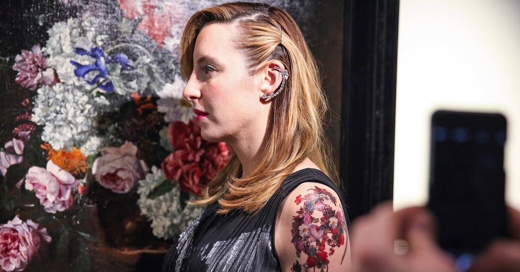 Henna Tattoo York: Temporary Tattoos, Now For Grown-Ups, Too