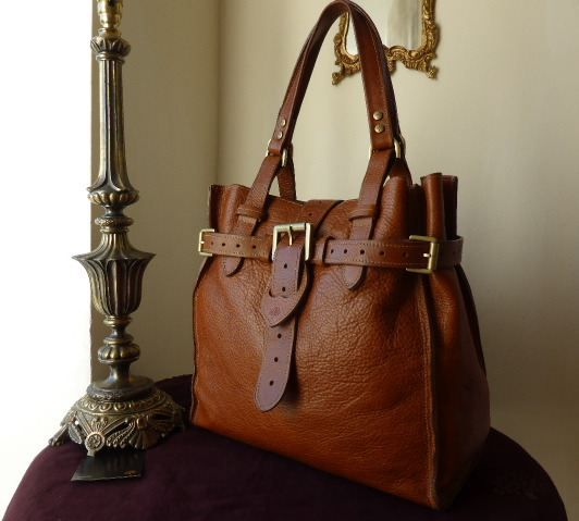 Mulberry Elgin In Oak Darwin Leather Sold My Style Bags