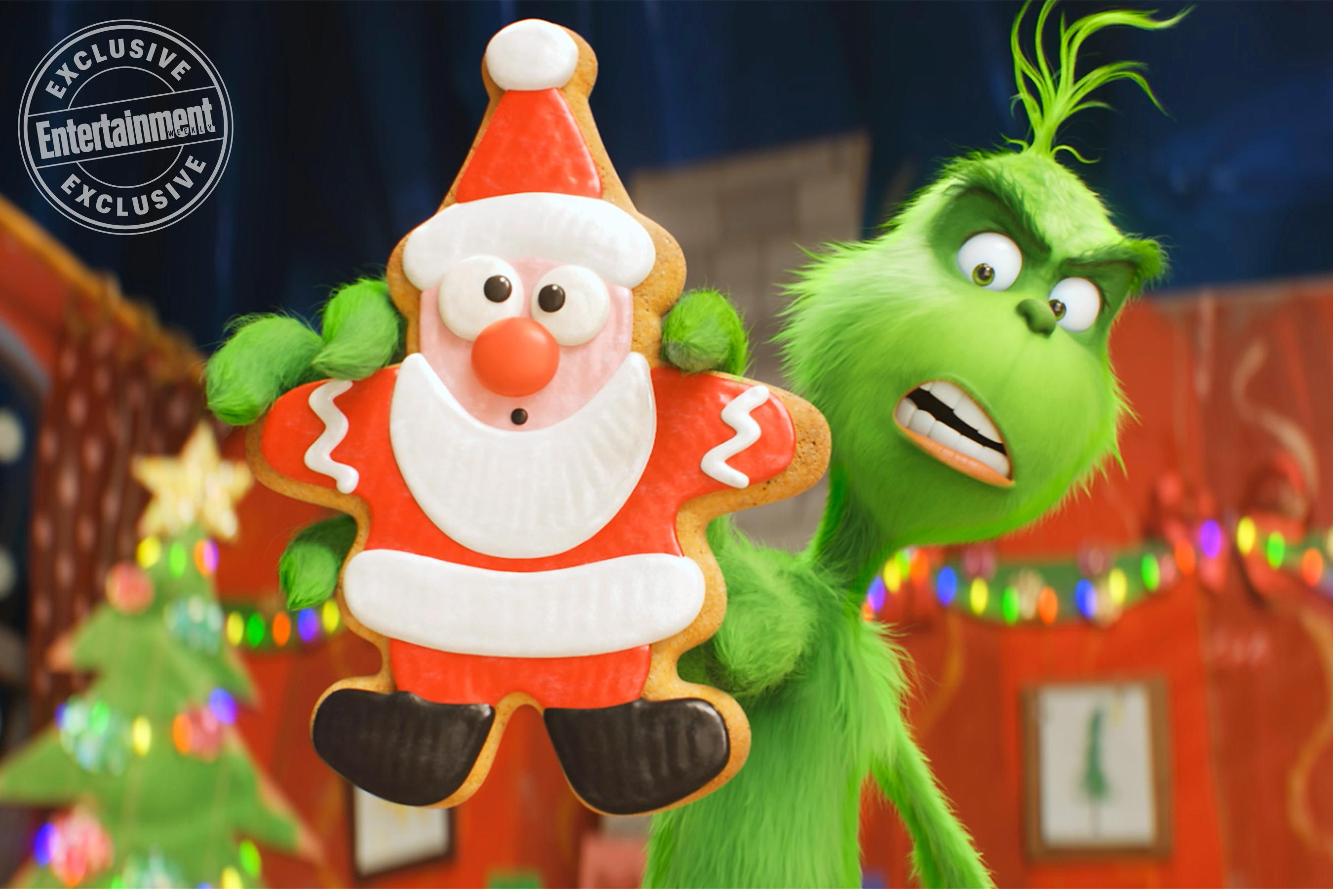 Dr Seuss The Grinch 2018 Photo The Grinch Movie Christmas Tale Grinch
