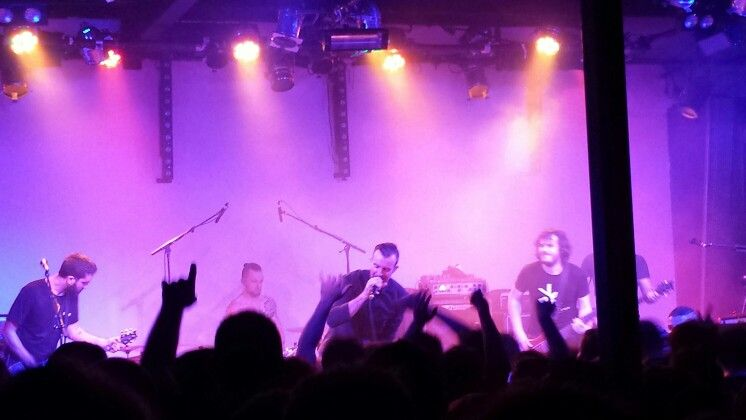 Karnivool rocking out for their Themata decade tour. Epic gig.