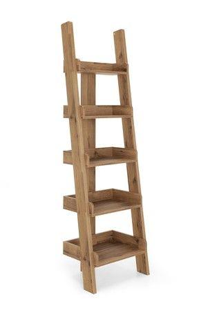 bronx ladder shelves home in 2019 corner ladder shelf rh pinterest com