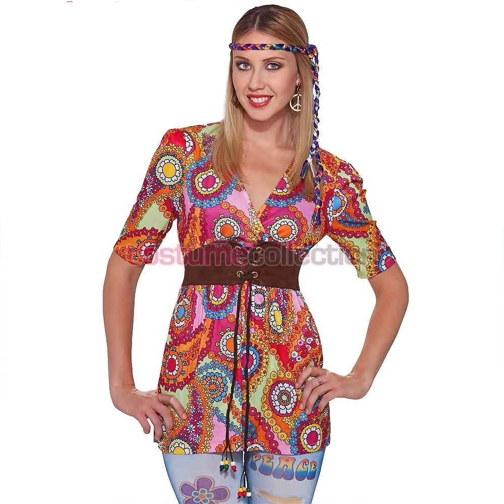 60 39 S Outfits Women 60s Hippie Clothing Love Child Shirt 50 And 60 39 S Outfits Pinterest