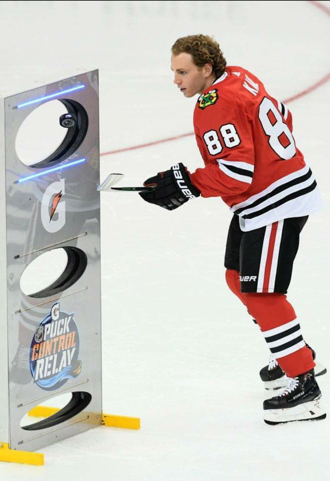 Patrick Kane 2018 Asg Skills Competition Chicago Blackhawks Hockey Patrick Kane Blackhawks Hockey
