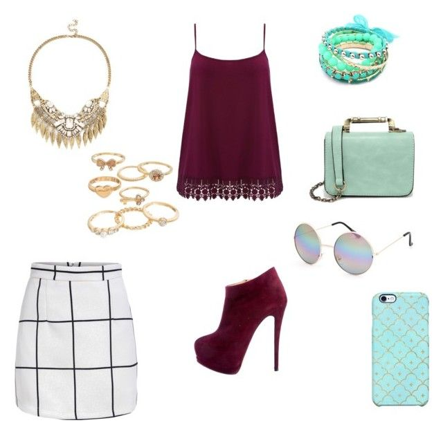"""""""Untitled #33"""" by queenana15 on Polyvore featuring M&Co, Giuseppe Zanotti, Nila Anthony, Ruby Rocks, Sole Society, Mudd, Full Tilt, Uncommon, Stylish_af and plus size clothing"""