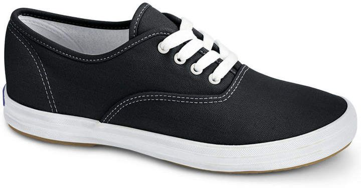 636988d6459 Keds Champion Canvas Lace-Up Sneakers