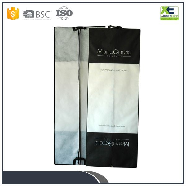 768fd8d4abd Factory Wholesale Clear Non Woven Suit Cover Garment Bag Dress Bag ...
