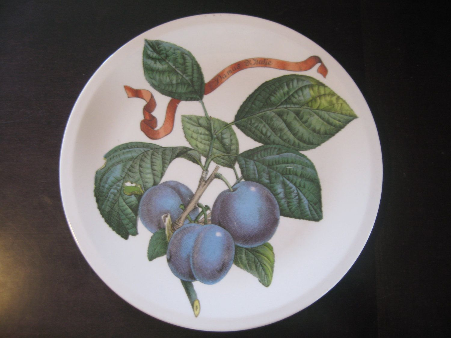 Villeroy and Boch Vintage Plates.