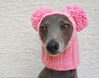 tricoter un snood pour levrier