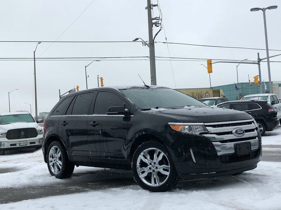 2014 Ford Edge Limited Leather 4x4 Sunroof Cars Trucks