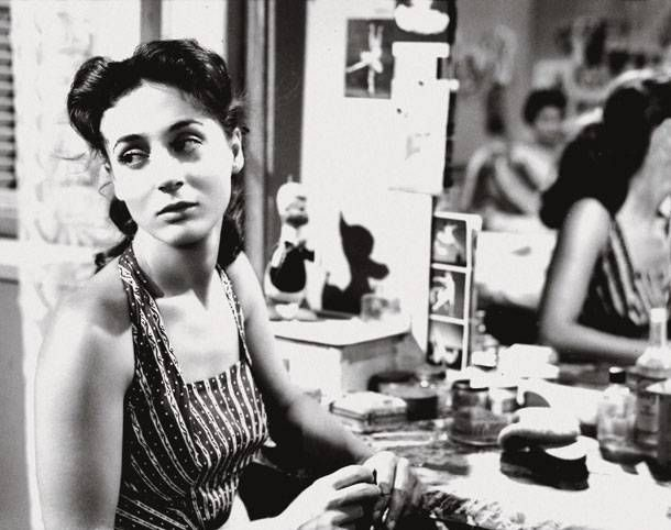 Elli Lambeti - One of the brightest stars of the Greek theatre and cinema.