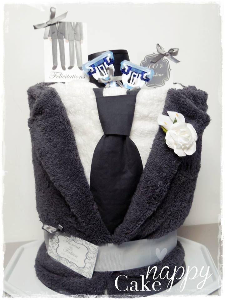 pin by tina kenney on gift baskets pinterest serviettes cadeau and pliage serviette. Black Bedroom Furniture Sets. Home Design Ideas