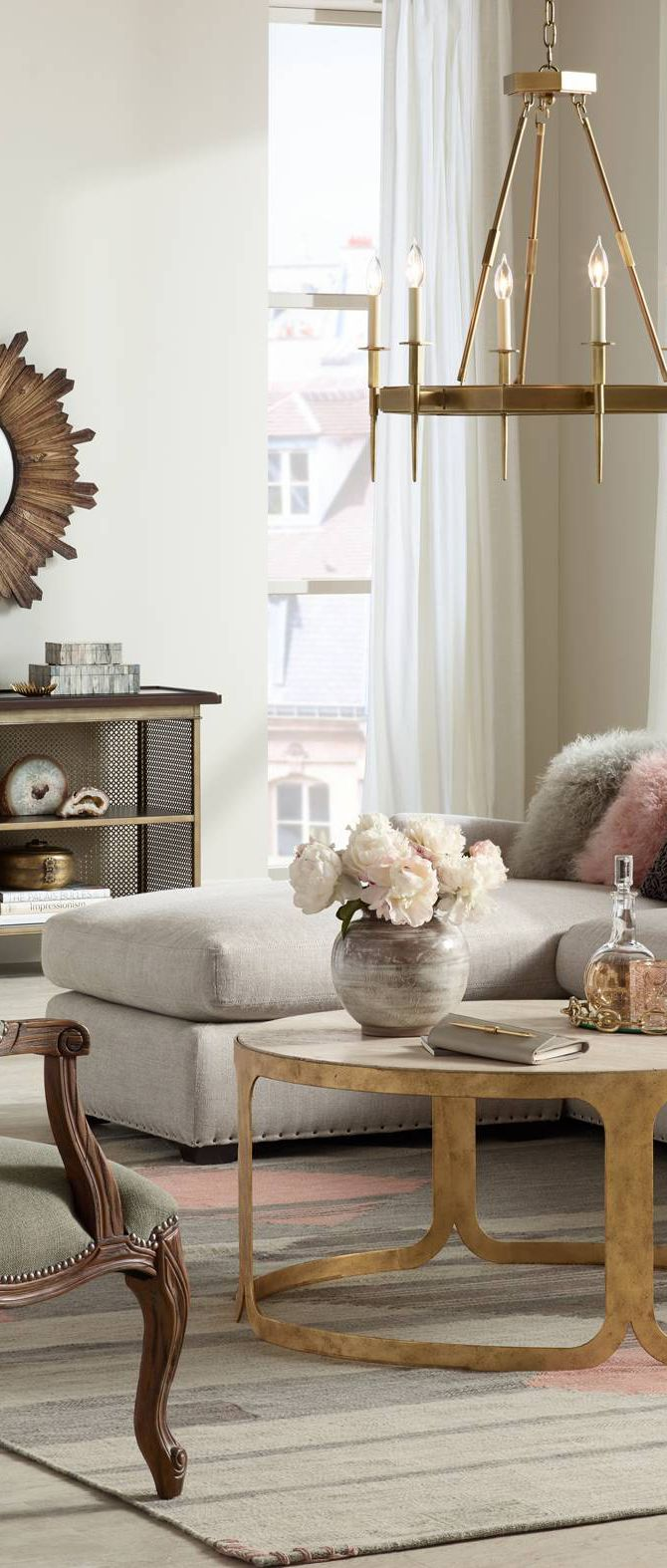 CASUAL ELEGANCE: Casual Elegance Truly Is A Mix Between The Formal And The  Informal. To Achieve The Look, Center The Room Around A Casual Sofa, ...