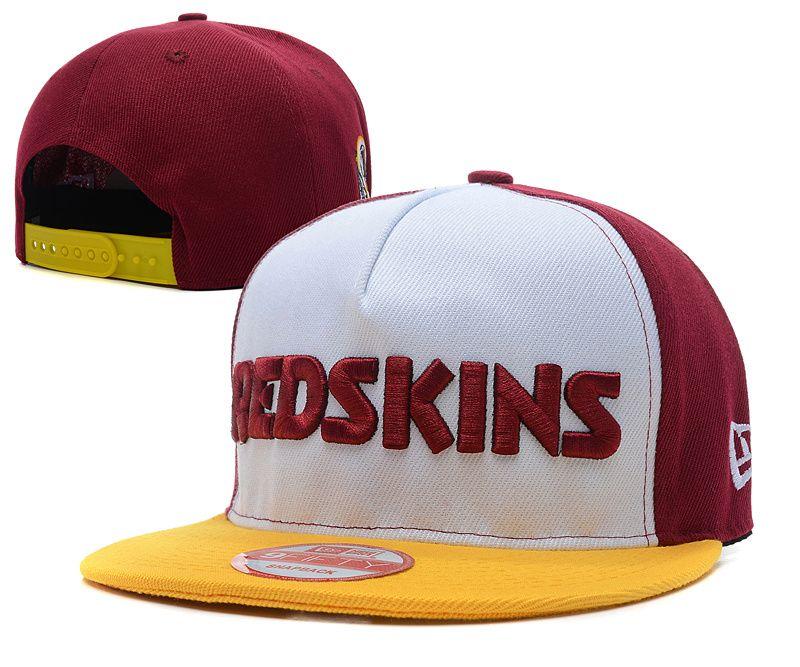 NFL Washington Redskins Snapback Hat (10) , for sale online  $5.9 - www.hatsmalls.com