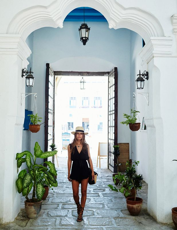 Shot by Nick Onken in Cuba All clothing by Turquoise Lane CALLE CUBANO was last…