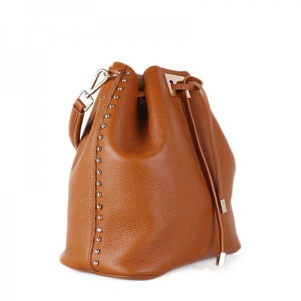 8c942f5e1 kožené kabelky veľké zlaté kovanie vrecovité #kabelkynet #crossbodykabelky  #talianskekabelky #malékabelky #hnedékabelky