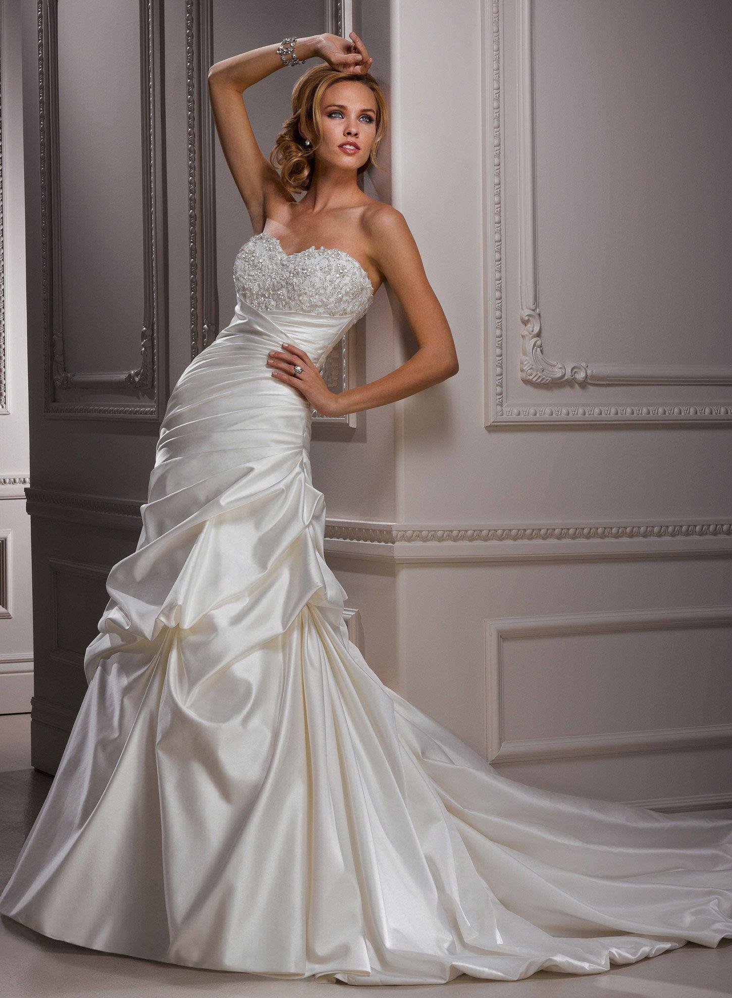 Maggie sottero wedding dresses maggie sottero fall wedding