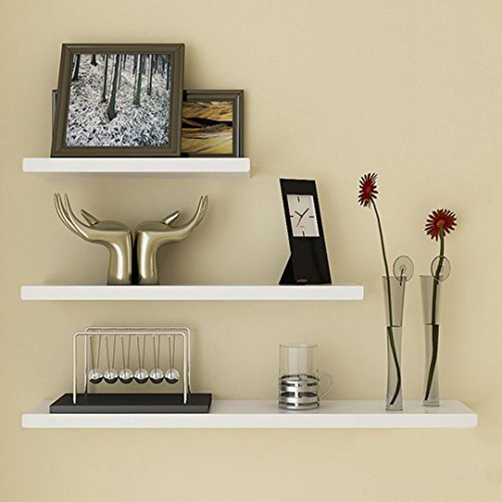 Small Wall Mounted Bookcase