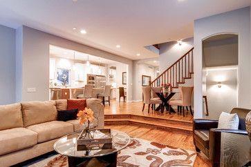 Sunken Living Room Design Ideas Pictures Remodel And Decor