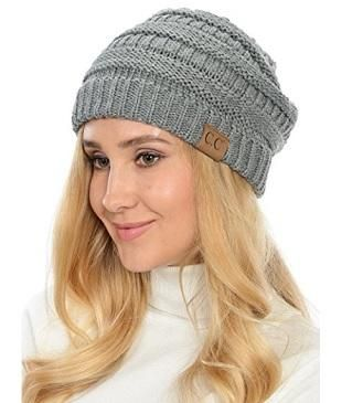 Cute Winter Beanies (12 colors available!) | Schuhe stricken ...