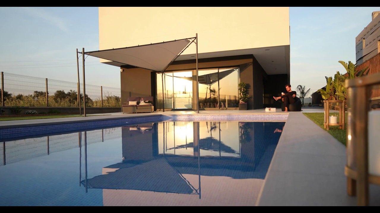 Casa de lujo en Barcelona diseño a medida Casas inHAUS