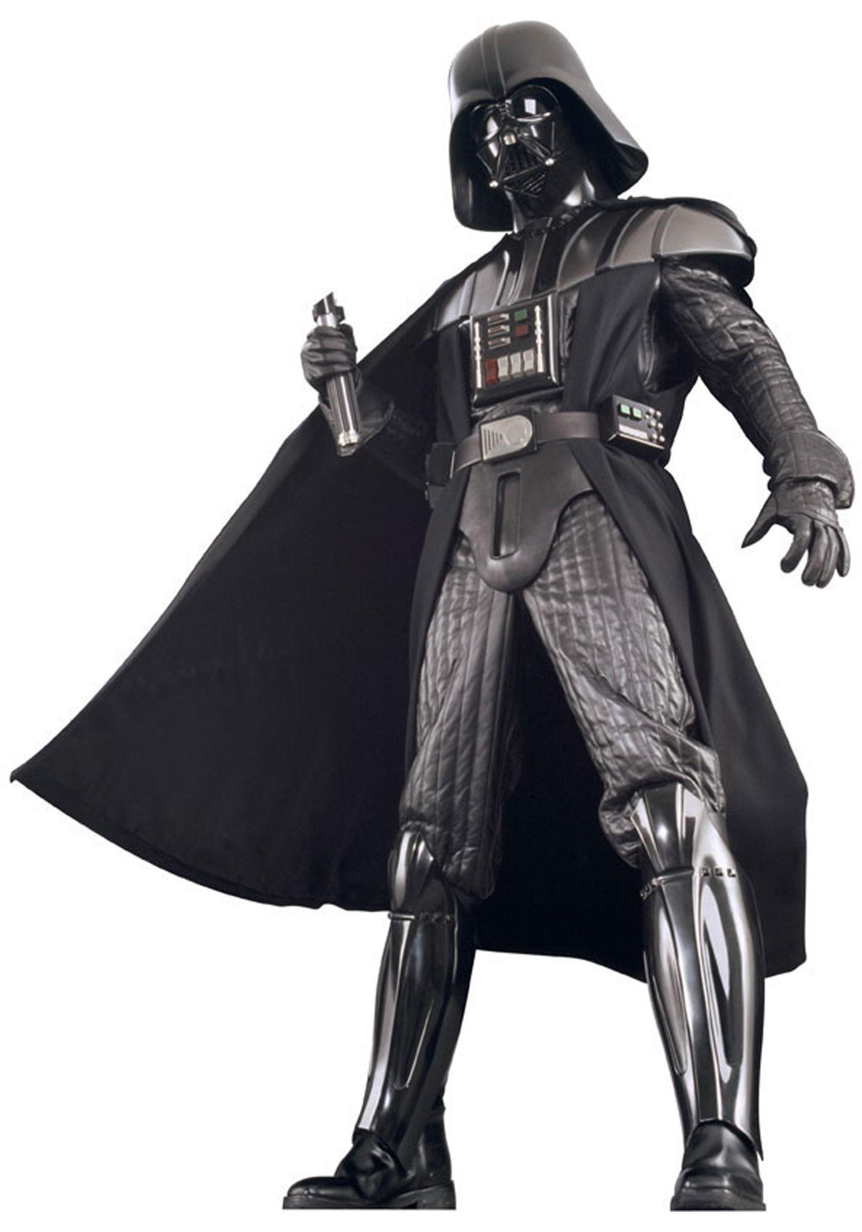 Vader Star Wars Adult Fancy Dress Accessory Adult/'s Darth Vader™ Gloves