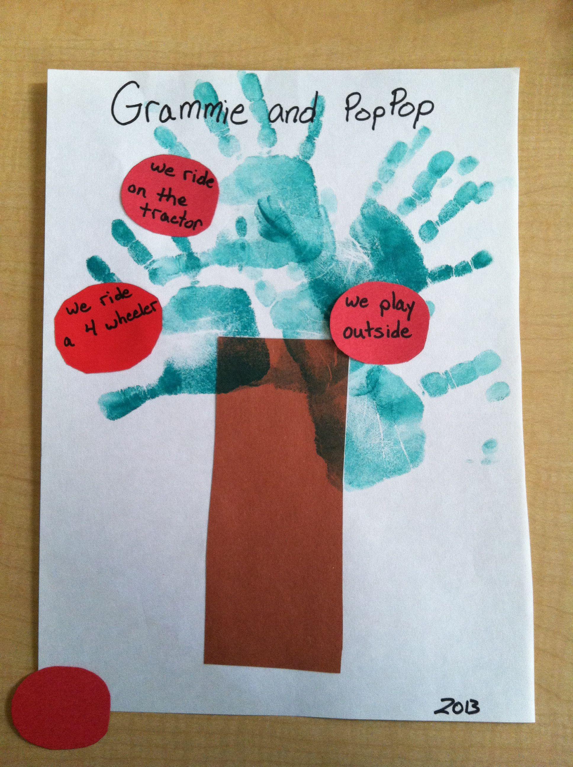 Grandparents Day craft | Crafty stuff | Pinterest