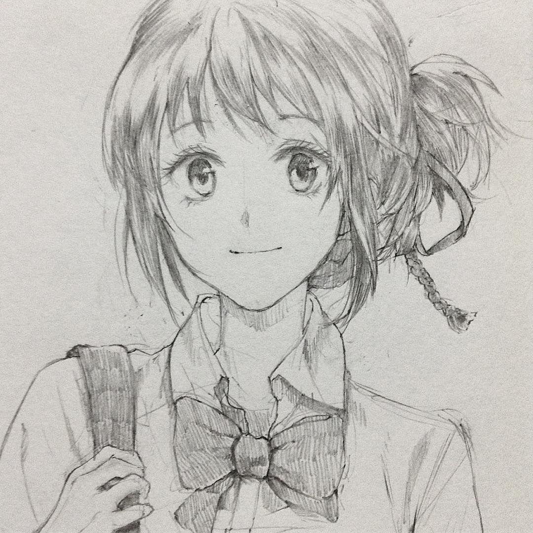"""知花シンジ / Shinji Chibana on Instagram """" 君の名は イラスト"""