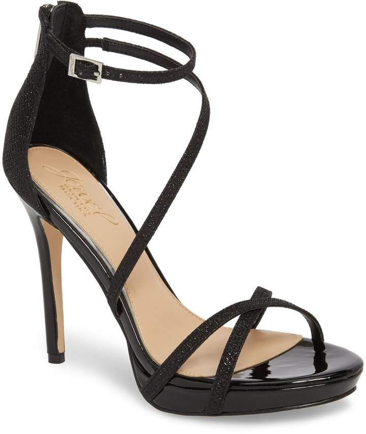 2186fac2fa Badgley Mischka Galen Strappy Platform Sandal | Products in 2019 ...