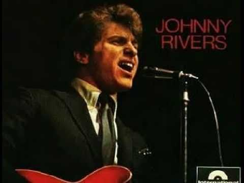 Johnny Rivers The Tracks Of My Tears Youtube Johnny Rivers