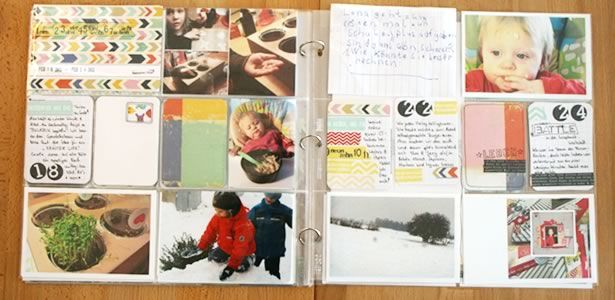 Scrapbooking - So entstehen tolla Kunstwerke