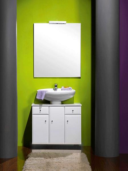 Lavabos para bao modernos mueble para debajo del lavabo u - Mueble para lavabo con pedestal ...