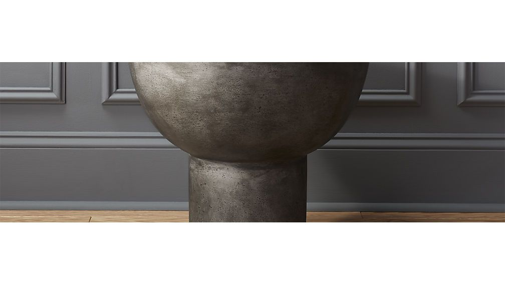 bongo tall side table   Handmade table, Granite stone and Rooftop deck