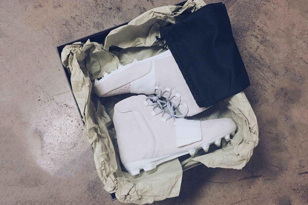 adidas And Kanye West Gave Von Miller Custom Yeezy Boost 750