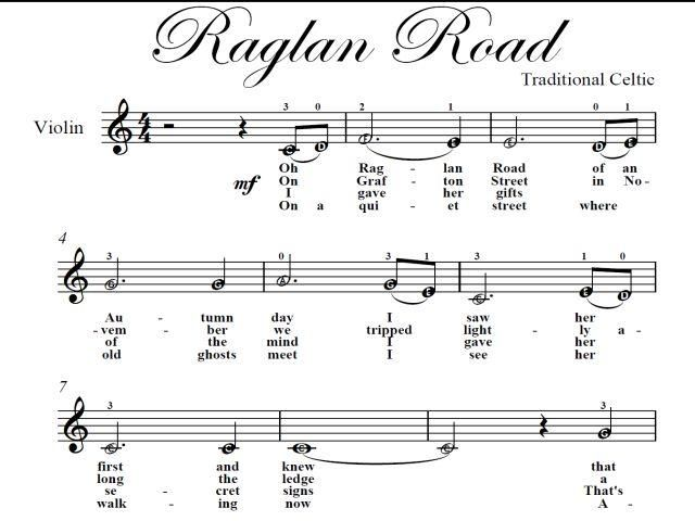 Raglan Road Sheet Music Fiddle Yahoo Image Search Results Fiddle