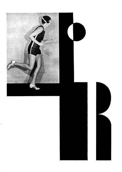 ABECEDA: a jazz-age alphabet from Prague
