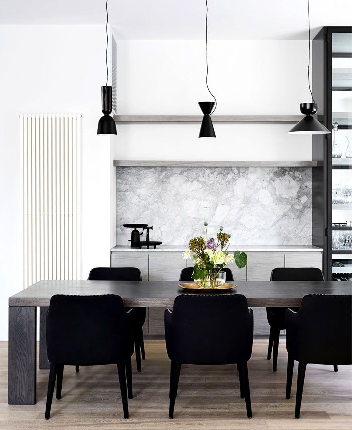 55 Dining Room Wall Decor Ideas Modern Kitchens Dining
