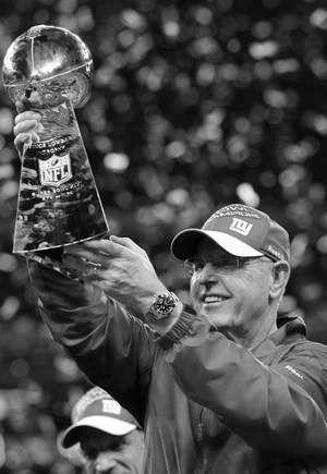 Tom Coughlin New York Nfl Giants