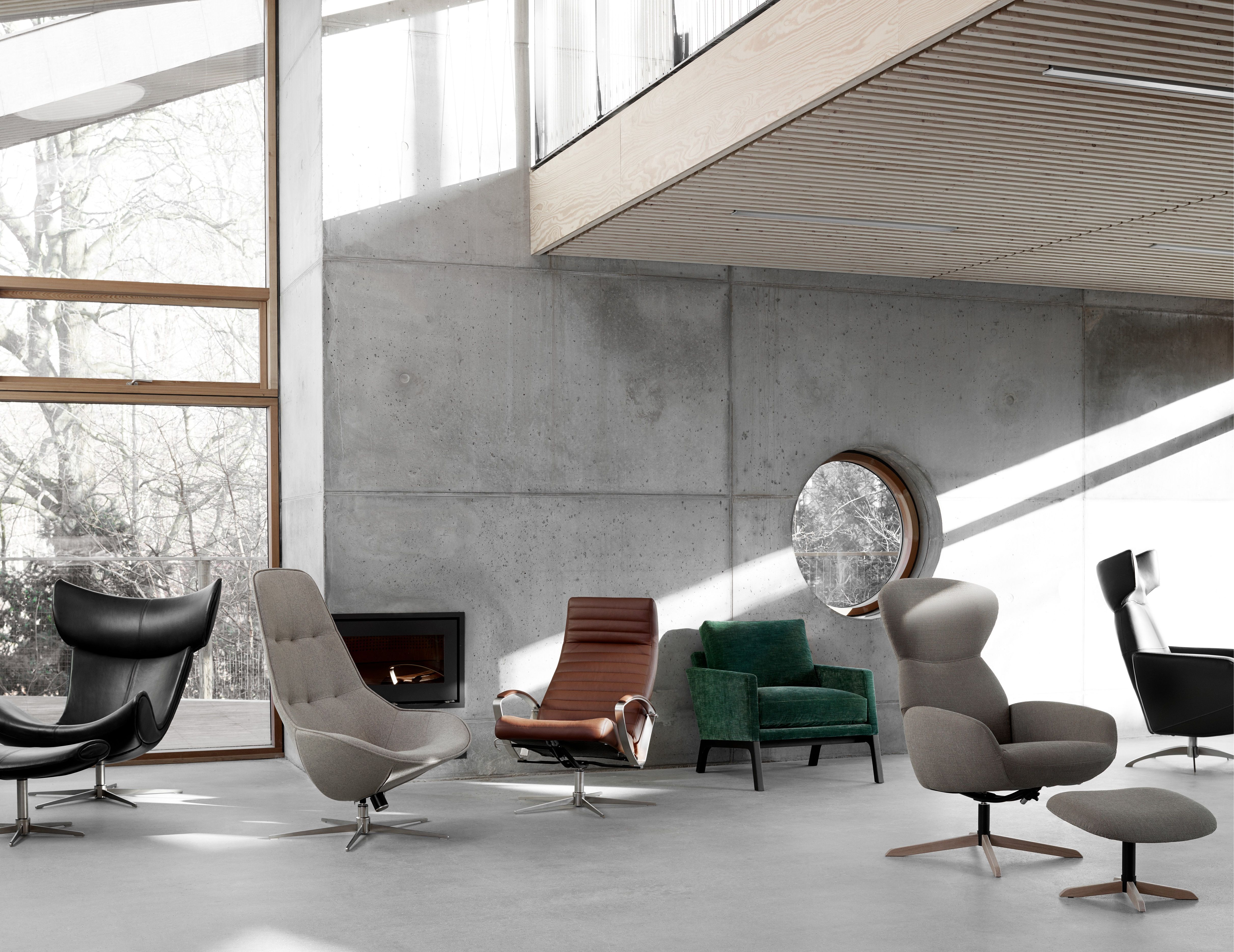 Armchairs From The BoConcept Collection