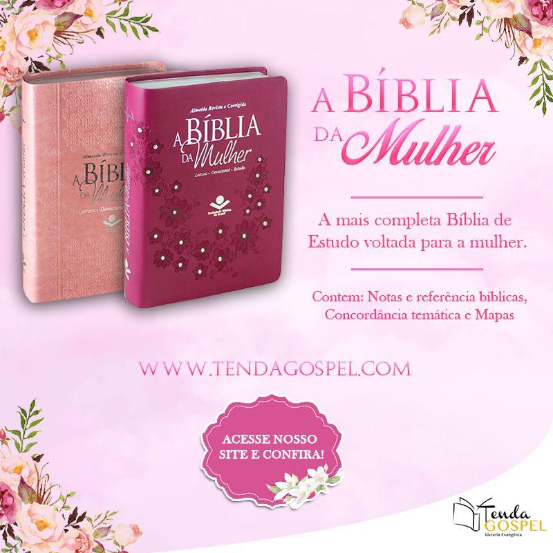 Procurando Biblias Para Mulher Clique E Confira