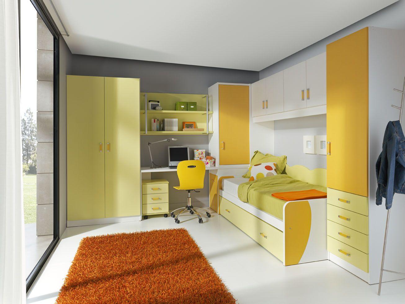 modelos de armarios para dormitorios pequeños - Buscar con Google ...