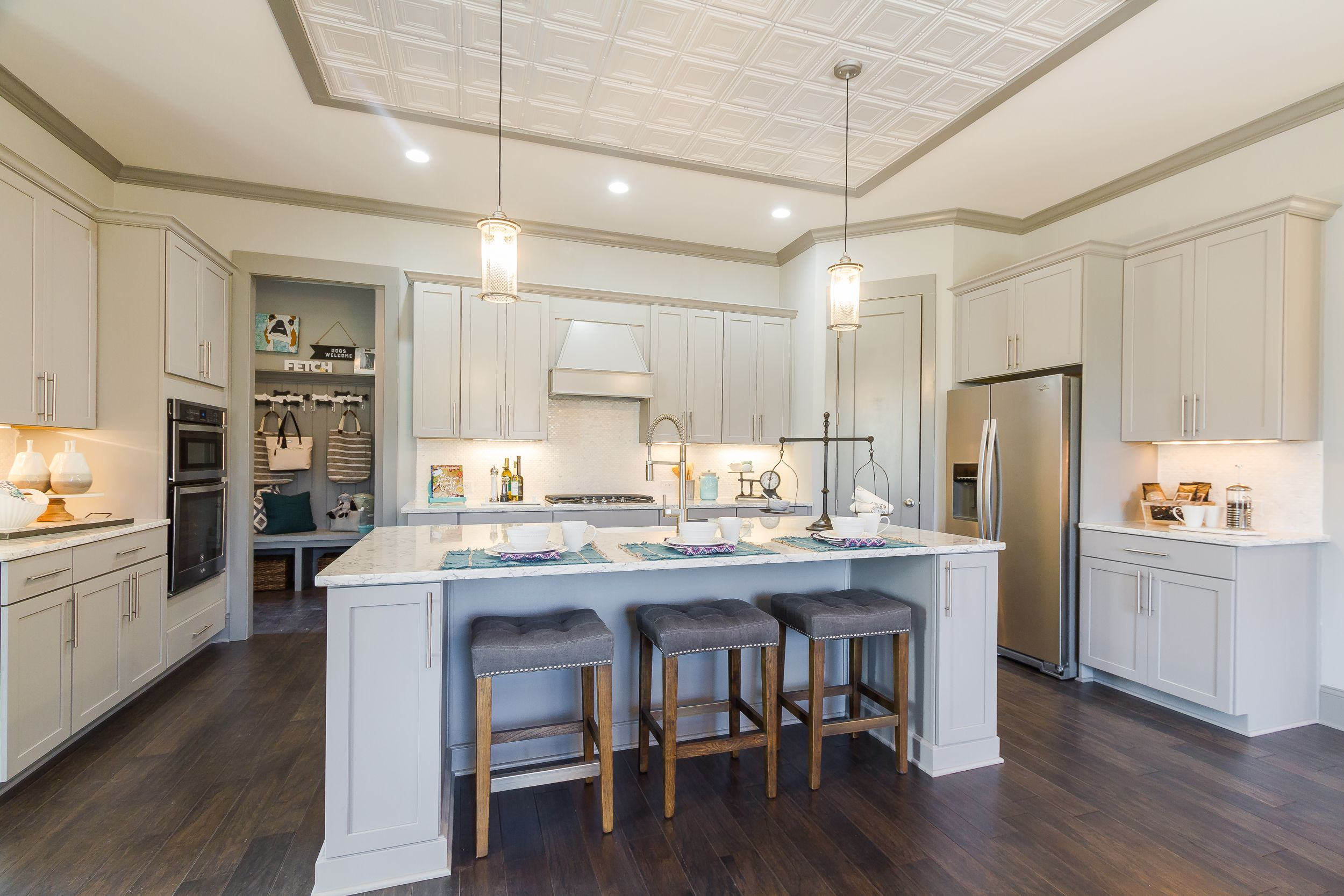 The Barnesdale At Inwood Kitchen Inspirations Home New Homes