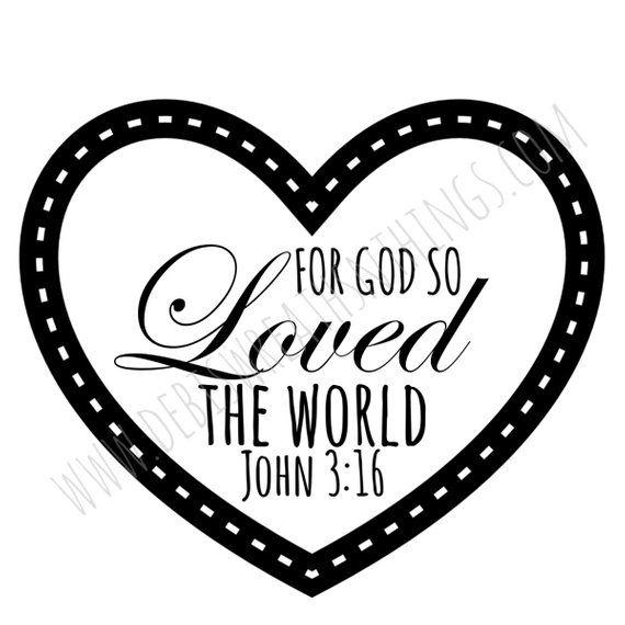 Download John 316 svg, Bible Svg, Jesus Svg, Christian Svg, Love ...
