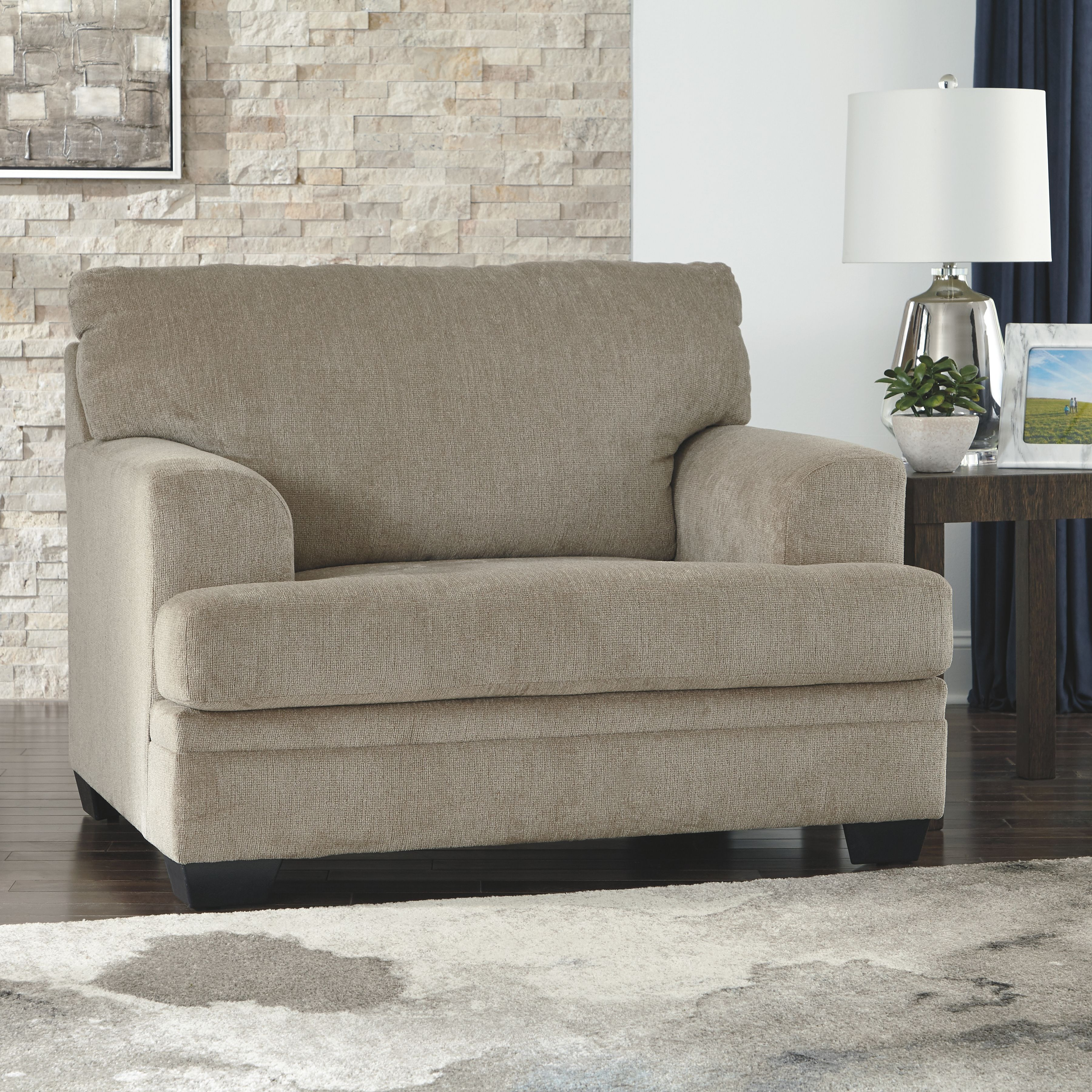 Dorsten Oversized Chair In 2020 Living Room Furniture Recliner Chair And A Half Comfy Chairs