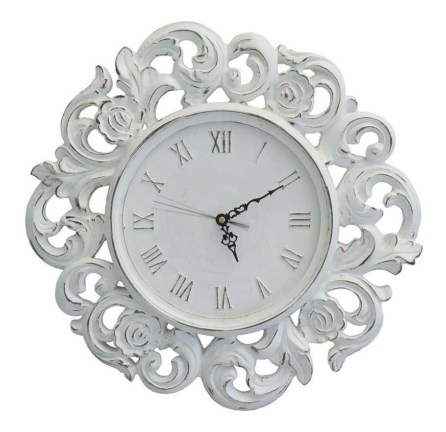 All the time in the world large white decorative italian wall large white decorative italian wall clock amipublicfo Image collections