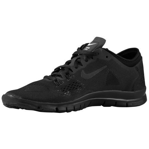 Nike Free 5.0 TR Fit 4 - Women's - Training - Shoes - Black/Black