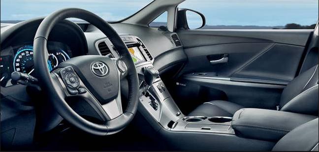 Interior Design Of New Toyota Venza 2018 Vehiclesautos Com