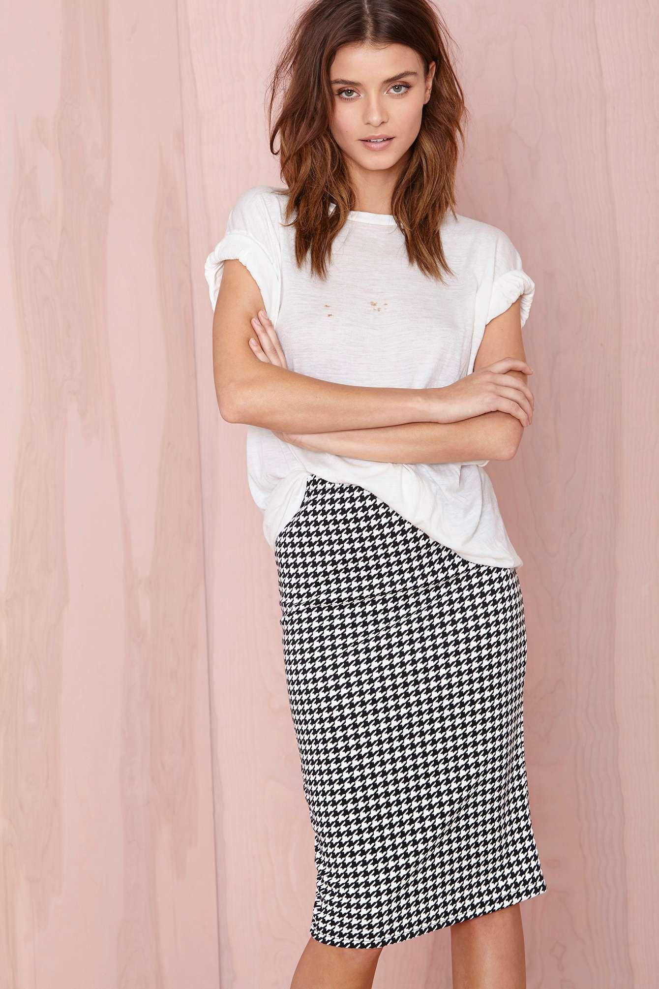 Cute skirt.   Bella\'s Likes   Pinterest   Falda, Modelo y Estilo
